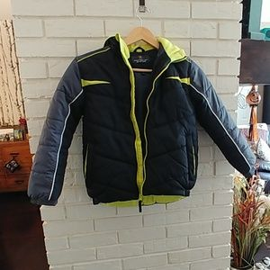 Other - Boys puffer winter jacket